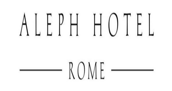 logo aleph hotel roma