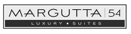 logo margutta54 luxury suites
